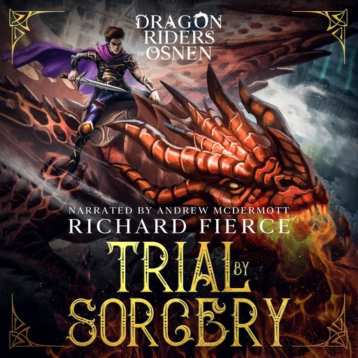 Trial by Sorcery, Richard Fierce