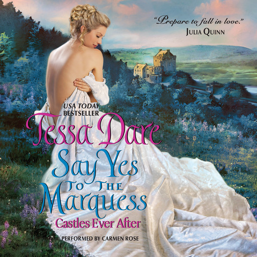 Say Yes to the Marquess, Tessa Dare
