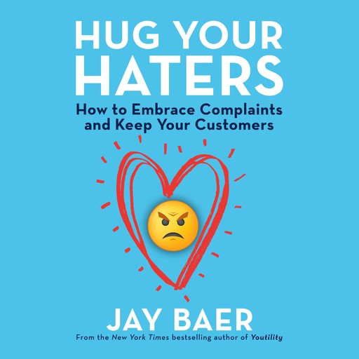 Hug Your Haters, Jay Baer