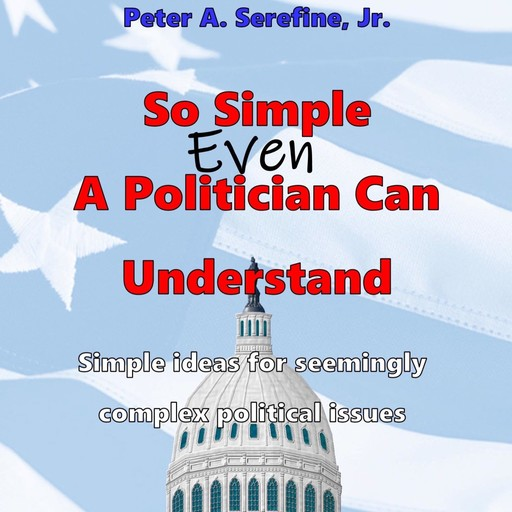 So Simple Even A Politician Can Understand, Peter Serefine