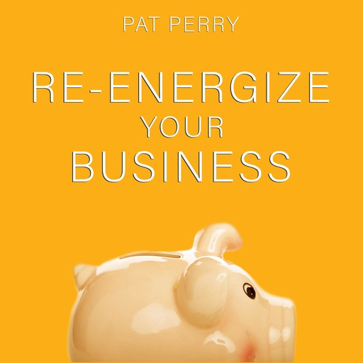 Re-Energize Your Business, Pat Perry