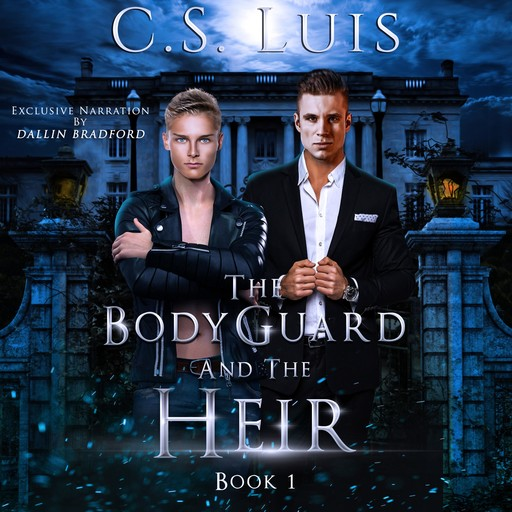 The Bodyguard and the Heir, C. S Luis
