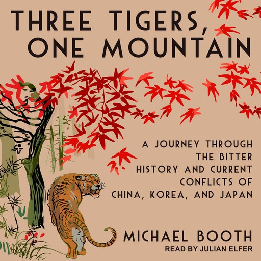 Three Tigers, One Mountain, Michael Booth