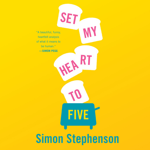 Set My Heart to Five, Simon Stephenson