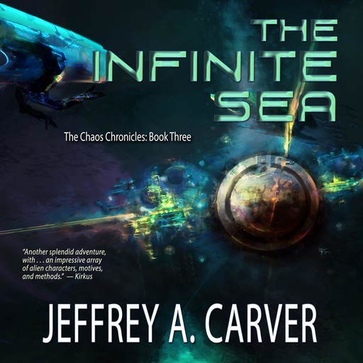 The Infinite Sea, Jeffrey A. Carver