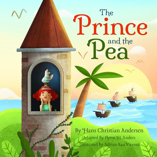 The Prince and the Pea, Hans Christian Andersen