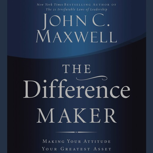 The Difference Maker, Maxwell John