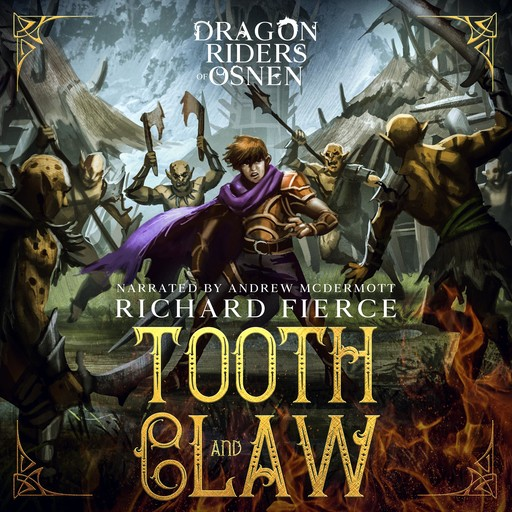 Tooth and Claw, Richard Fierce