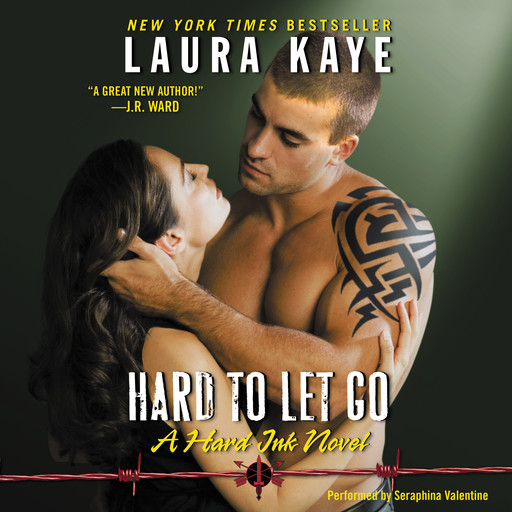 Hard to Let Go, Laura Kaye