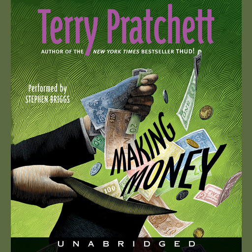 Making Money, Terry David John Pratchett