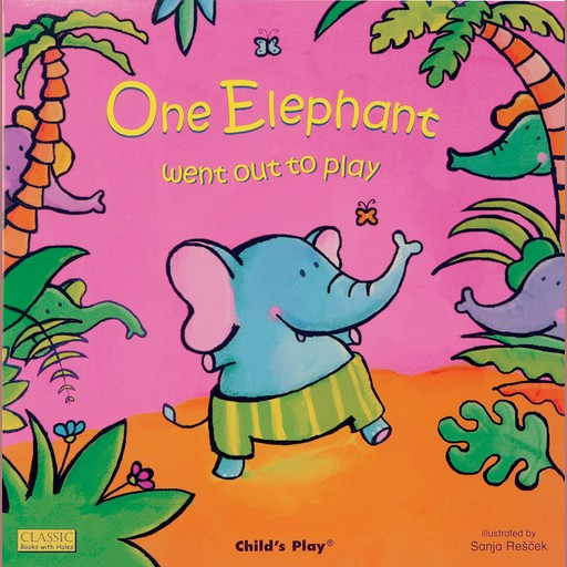 One Elephant went out to Play, Sanja Rescek