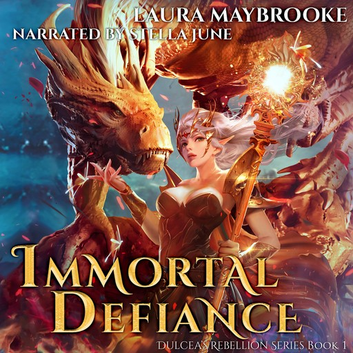 Immortal Defiance, Laura Maybrooke