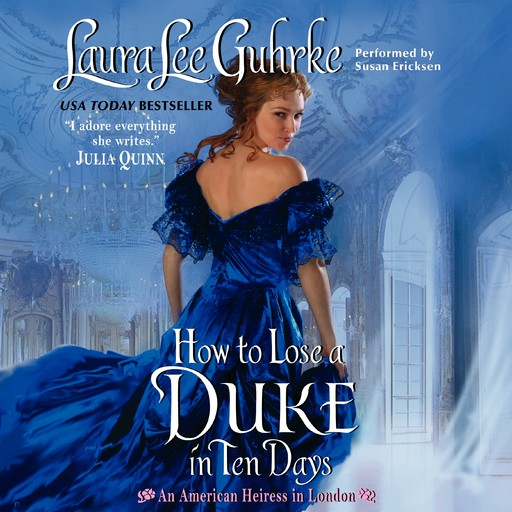 How to Lose a Duke in Ten Days, Laura Lee Guhrke