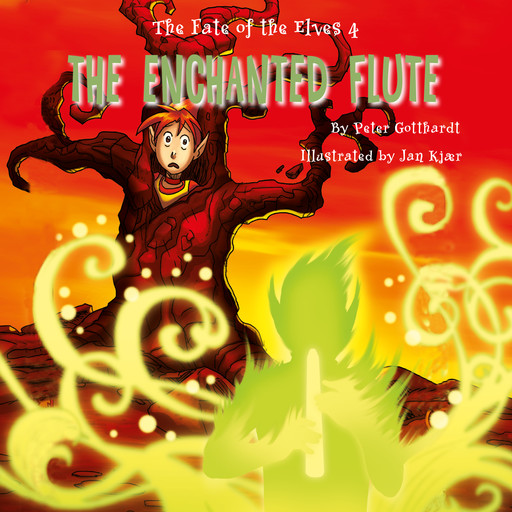 The Fate of the Elves 4: The Enchanted Flute, Peter Gotthardt