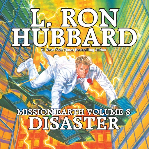 Disaster: Mission Earth Volume 8, L.Ron Hubbard