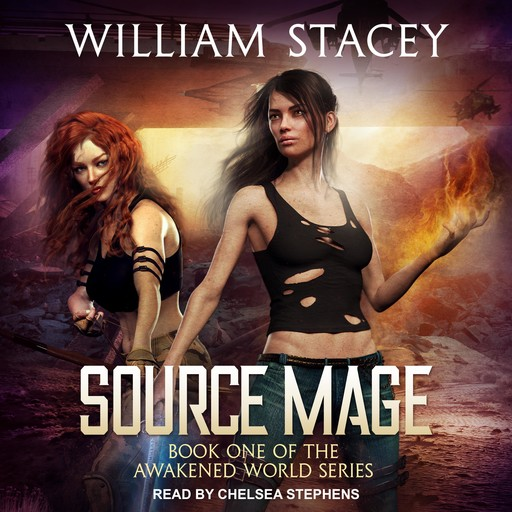Source Mage, William Stacey