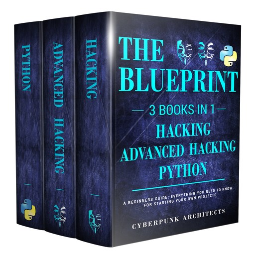 Python, Hacking & Advanced Hacking: 3 Books in 1: The Blueprint: Everything You Need to Know for Python Programming and Hacking!, Cyber Punk Architects
