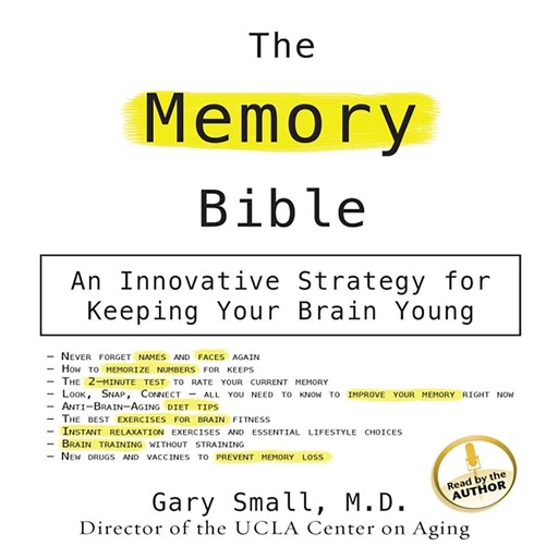 The Memory Bible, Gary Small