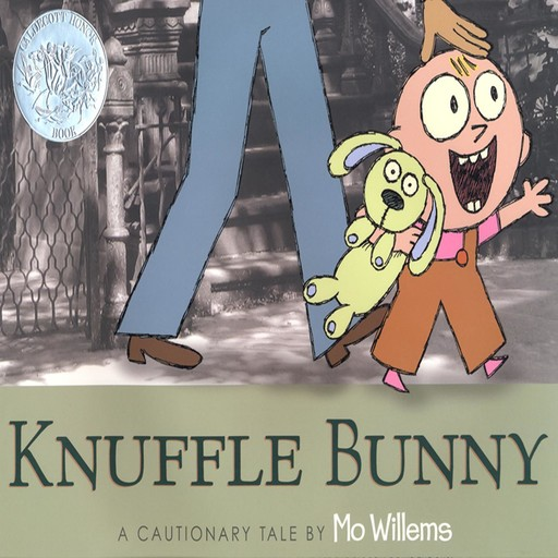 Knuffle Bunny, Mo Willems