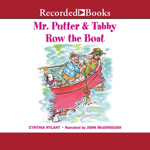 Mr. Putter and Tabby Row the Boat, Cynthia Rylant