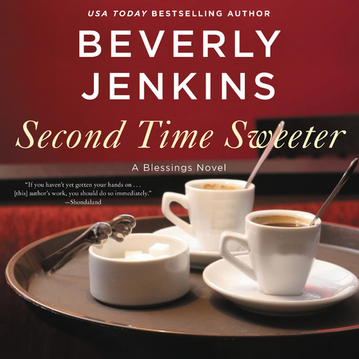 Second Time Sweeter, Beverly Jenkins