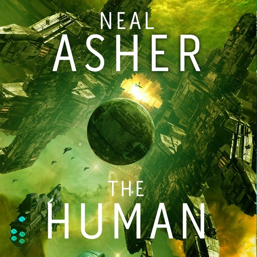 The Human, Neal Asher