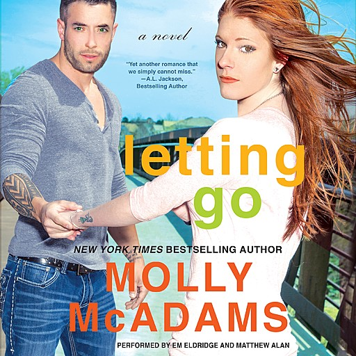 Letting Go, Molly McAdams