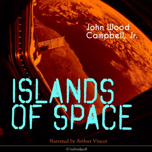 Islands of Space, J.R., John Wood Campbell