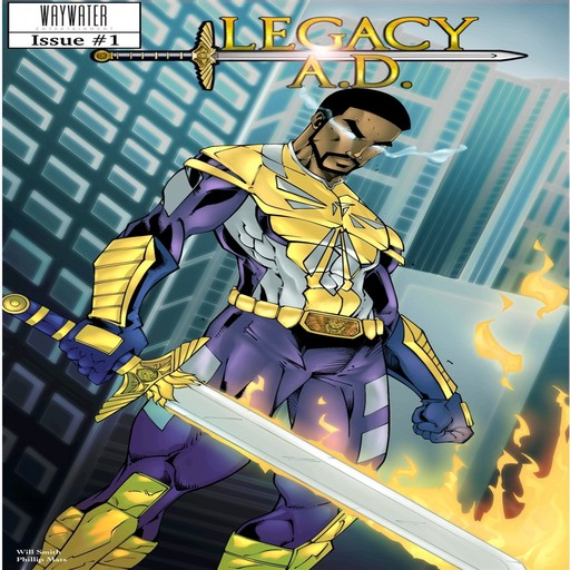 Legacy A.D. Issue #1, Will Smith