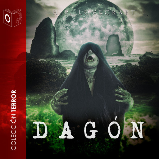 Dagon - Dramatizado, Howard Philips Lovecraft