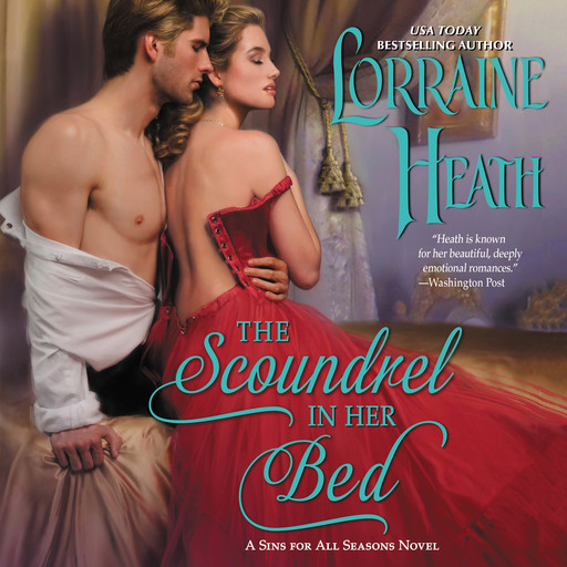 The Scoundrel in Her Bed, Lorraine Heath