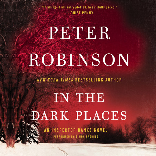 In the Dark Places, Peter Robinson