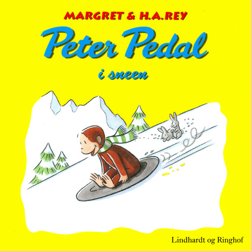 Peter Pedal i sneen, H.A. Rey