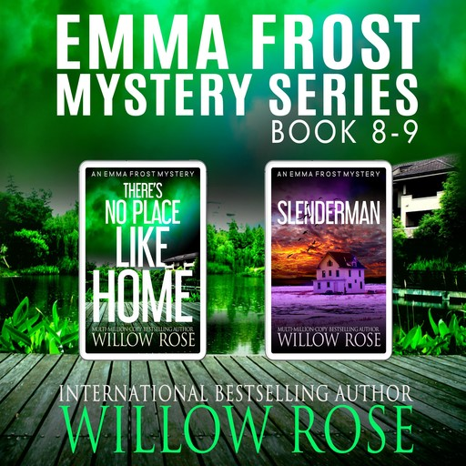 Emma Frost Mystery Series: Book 8+9, Willow Rose