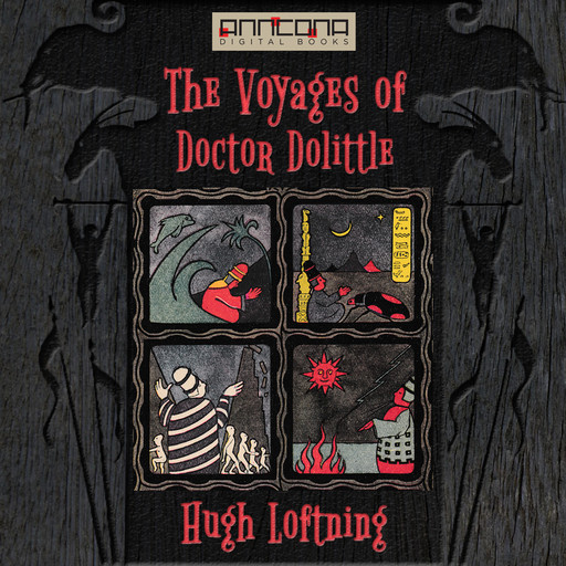 The Voyages of Doctor Dolittle, Hugh Lofting