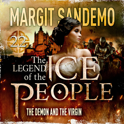 The Ice People 22 - The Demon and the Virgin, Margit Sandemo