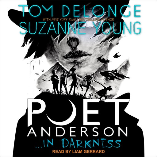 Poet Anderson ...In Darkness, Suzanne Young, Tom DeLonge