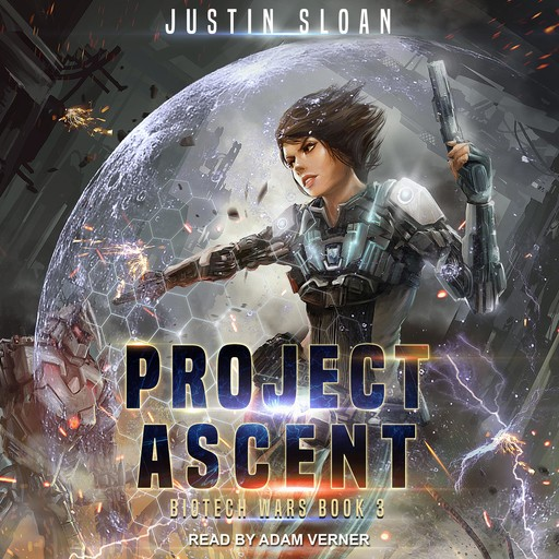Project Ascent, Sloan Justin