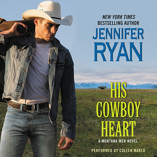 His Cowboy Heart, Jennifer Ryan