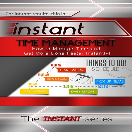 Instant Time Management, The INSTANT-Series