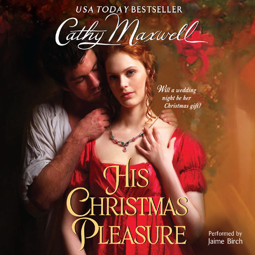 His Christmas Pleasure, Cathy Maxwell