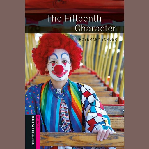 The Fifteenth Character, Rosemary Border