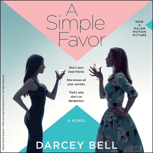 A Simple Favor, Darcey Bell