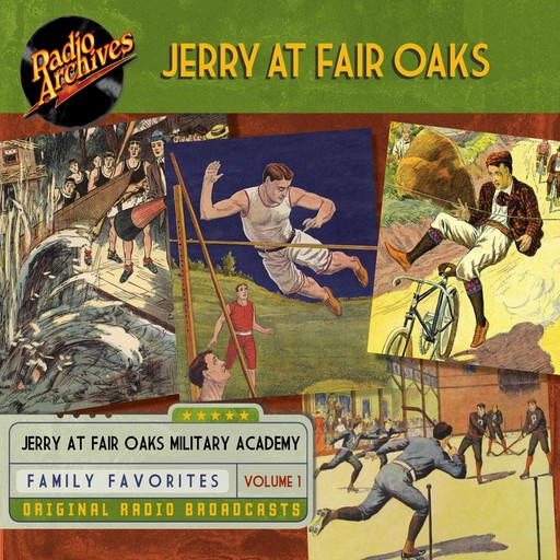 Jerry At Fair Oaks, Volume 1, the Transcription Company of America, Bruce Eells