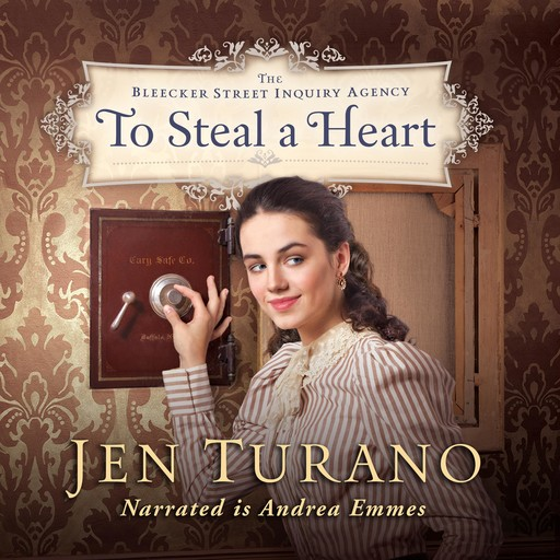 To Steal a Heart, Jen Turano