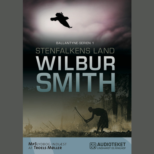 Stenfalkens land - Ballantyne-serien 1, Wilbur Smith