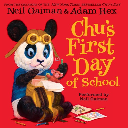 Chu's First Day of School, Neil Gaiman