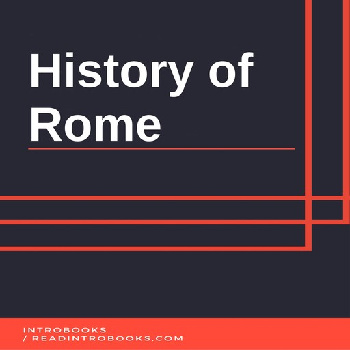 History of Rome, Introbooks Team