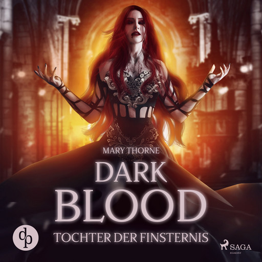 Dark Blood – Tochter der Finsternis, Mary Thorne
