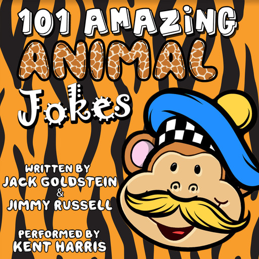 101 Amazing Animal Jokes, Jack Goldstein, Jimmy Russell
